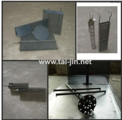 DSA Activated Titanium Anode/Electrodes