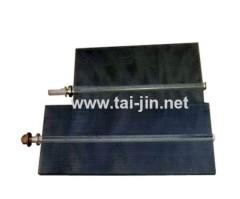 MMO Titanium DSA Anode for Hydrometallurgy.