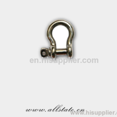 Hot Dipped Galvanized shackles