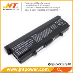 9 cells 7200mAh laptop battery for Dell Inspiron 1525 1526