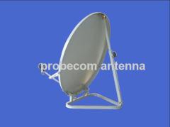 0.6m Ku band TVRO antenna
