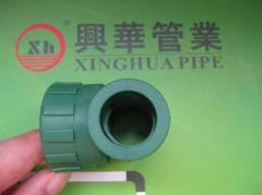 Hot sale PPRC Fittings Female Elbow 90° from China