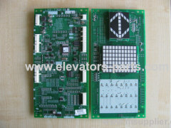 Mitsubshi LHD730AG11 lift parts pcb good quality