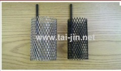MMO CoatedTitanium Mesh Anode & Cathode Set