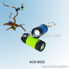 High Power Screw Switch Keychain Light ACK-6023
