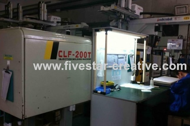 Moulding Equipment