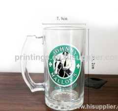 Heat transfer film for beer cup