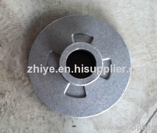 ductile iron casting connection accessory circle shape