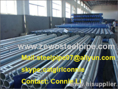 Annealing Cold Drawn Seamless Steel Pipe