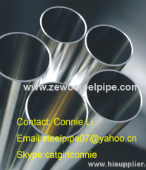 JIS Seamless Steel Pipe with carbon Material