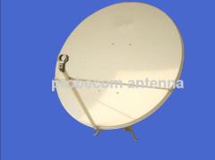 1.37m Ku band receive only antena