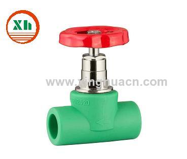 PPR Stop Valve For PPR Pipes And Fittings