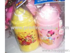 Heat Transfer Printing Tapes or Walt Disney Drinking Bottle
