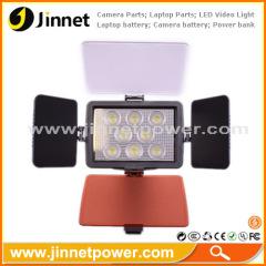 Professional led-5080 video light for sony canon panasonic camera