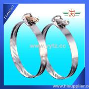 Quick hose clamp   100mm