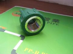 PPR fittings plumbing material Female Coupling