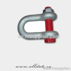 Drop Forged Screw Pin Shackle