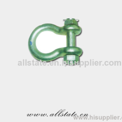 Phosphated And Self-Colored Shackle