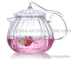 Useful Heat Resistant Glass Teapots
