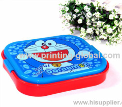 Hot Stamping Printing Film Of Kids Food Container Eco-friendly Good Quality