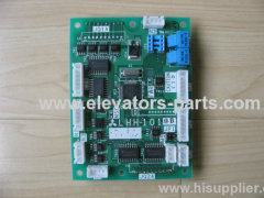 Mitsubshi lift part / elevator parts LHH-1010B good quality pcb good quality