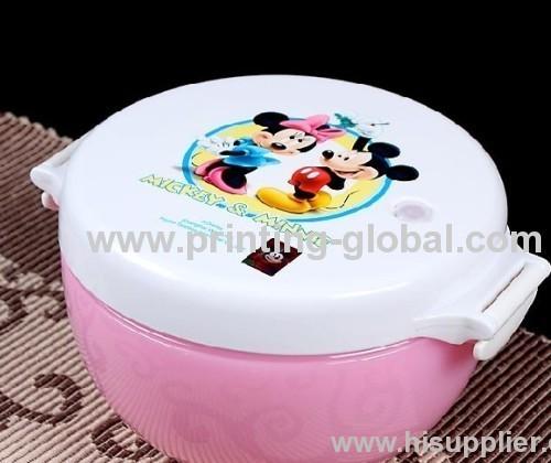 Heat Transfer Printing Film For PP Food Storage Box