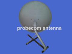 Probecom 1.2m C band dish antenna