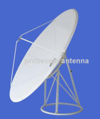 Probecom Cband 1.35m dish antenna