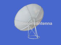 Probecom C band 1.8m dish antenna