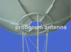 Probecom C band 2.1m dish antenna