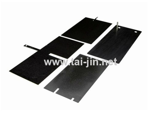 Ir/Ru Coated Titanium Anode for Water Ionizer