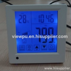 touch screen intelligent controller