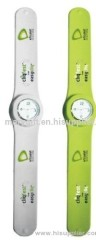 lovely silicone pat watch