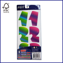 Great Colorful Stcker for kids Education