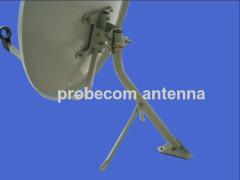 Probecom 0.6mku band dish antenna