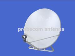 Probecom Ku band 0.75m dish antenna