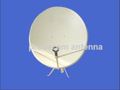 Probecom Ku band 0.9m dish antenna