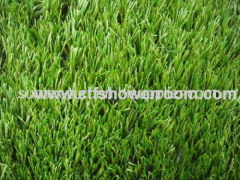 grass or artificial turf