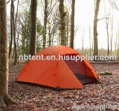 Double Layer Camping Tent For 2 Persons