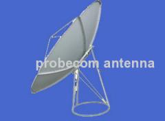 Probecom 1.5m Ku band dish antenna