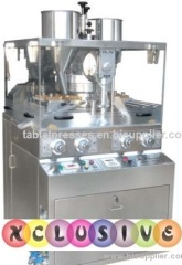 Double Rotary Tablet Press with Front Control