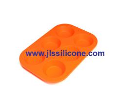 lightweight bakeware silicone round baking molds