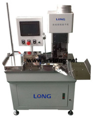 LLPX-30P Semi-automatic flat cable crimping machine, flat cable crimp machine