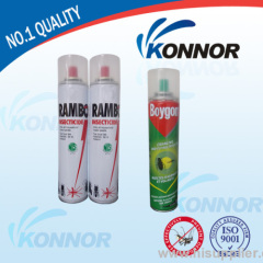 Original Export all whole the world aerosol insecticide spray