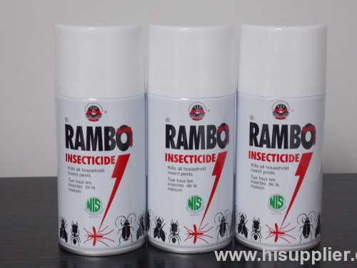 400ml oil based,flying insect control, insecticide spray