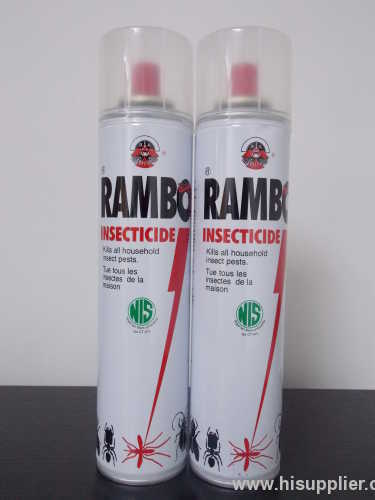 Anti mosquitoes insecticide spray