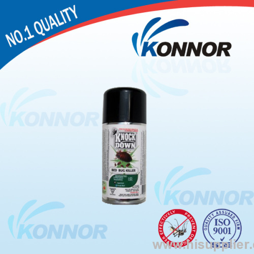 NEW DESIGN eco-friendly aerosol insecticide spray (for cockroach, flies, mosquitoes,etc)
