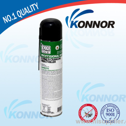oil base 400ml insecticide aerosol spray insecticide mosquitoes killer insecticide Spray d