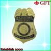 Custom Metal Police badge