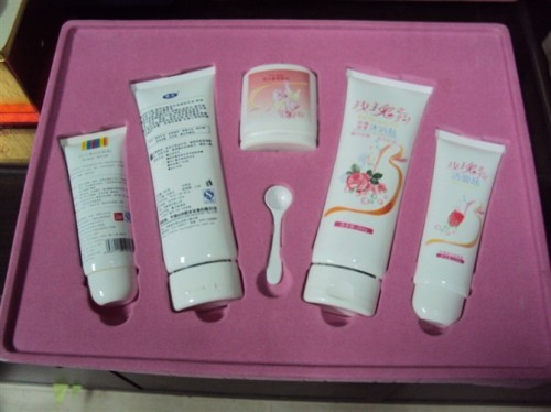Vaccum Forming Package Blister Tray For Cosmetic From